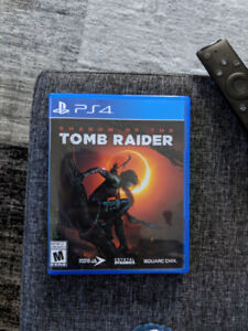 Shadow of the tomb Raider for sale