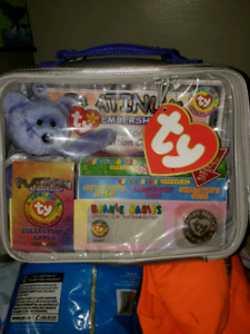 Ty Beanie baby collection edition