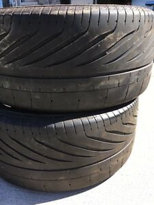"20"" Low Pro Tires Almost Brand New 20"" Windsor Region Ontario image 4"