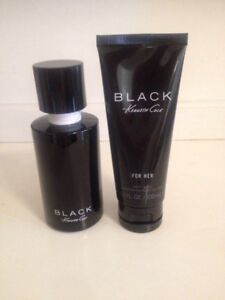 Brand New Kenneth Cole BLACK Perfume Collection