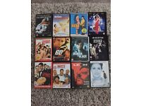 Various Popular and Classic DVDs
