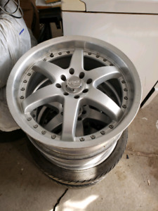 Wheels 17inch 4x100 and other