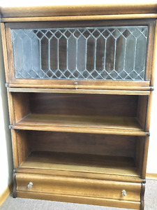 Antique Barrister's Book Case