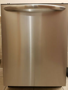 Frigidaire galary dishwasher