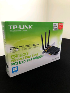TP Link T9E archer wifi card for PC