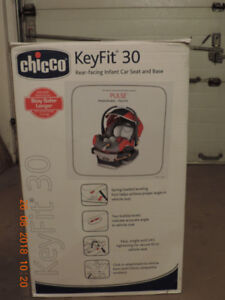 Coquille Chicco KeyFit 30