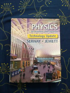Serway Jewett Physics for Scientists and Engineers ninth edition