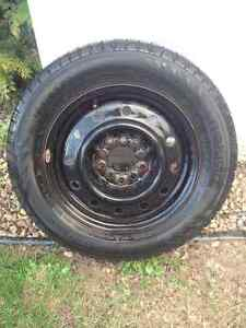 4 lightly used tires $400 obo