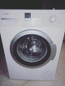Bosch washing machine 6.5kg