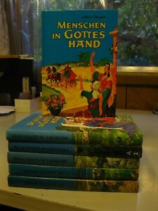 BIBLE STORIES 6 vol set, in German (Menschen in Gottes Hand)