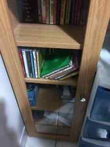 CD/DVD cabinet. Kitchener / Waterloo Kitchener Area image 1
