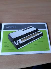 Stylophone Pocket Electronic Organ