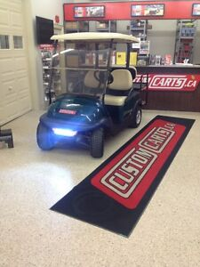 2012 CLUB CAR PRECEDENT GOLF CART ELECTRIC 48VOLT GREEN Kingston Kingston Area image 5