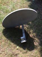 Starchoice Shaw - Satellite Dish