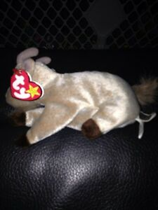 Goatee beanie baby still has tags price firm London Ontario image 1
