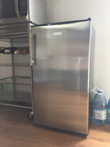 Cuisinart 4.4 cu ft Stainless Steel Compact Refrigerator