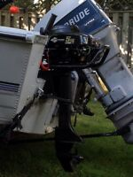 5hp air cooled outboard 4 stroke