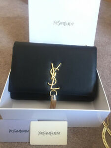 YSL Chain Shoulder Bag Pre Owned