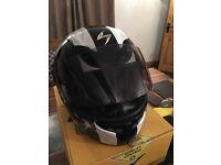 Motirbike helmet