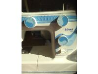 Silver 502 sewing machine