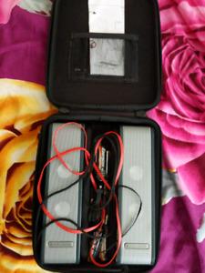 Altec Lansing Portsble USB speakers