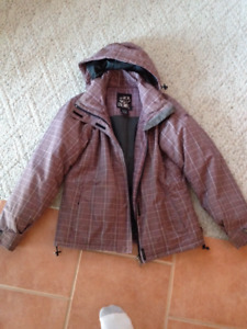 Ladies Roxy Ski Jacket - size small