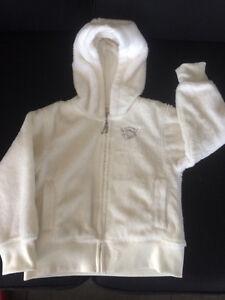 Fleece Jackets, Sizes 3 & 4