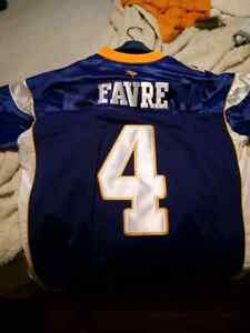 Brett Favre #4 Minnesota Vikings Authentic Jersey. New with Tags Windsor Region Ontario image 4