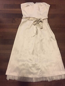Brand New RW Co ivory dress gown cocktail prom bridesmaid