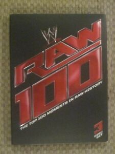WWE Raw 100 The Top 100 Moments in Raw History