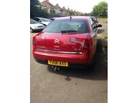 2006 Citroen c5 2.0 hdi vtr full mot cheap family car