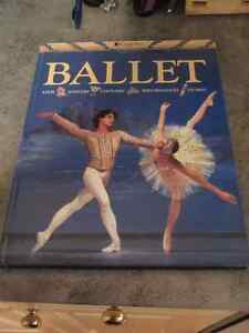Book of Ballet - Kingfisher Books   Gorgeous Book.