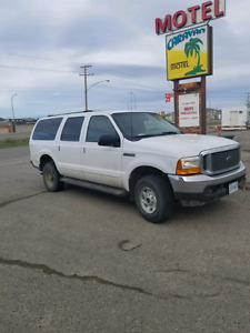 2000 Ford Excursion for sale