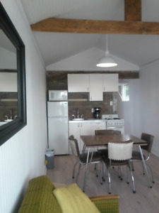 One bedroom unit newly renovated