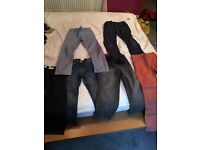 Kids jeans/chinos bundle