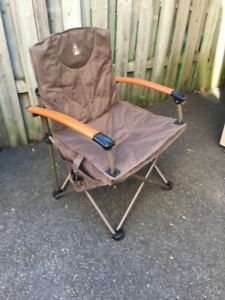 Very comforable and sturdy camping chair