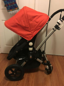 Bugaboo Chameleon 3 stroller and accessories
