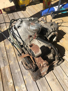 1980 VW Rabbit 1.6 (gas) AUTO transmission and assorted parts