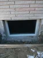 NEW BASEMENT WINDOWS, WINTER PRICES BEST IN TOWN, 30 YEAR PRO