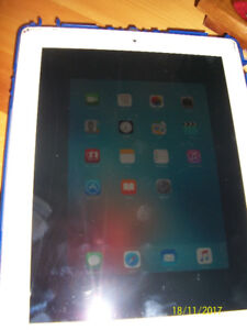 iPad - some damage hence the low price
