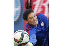£15 A MATCH LADIES FOOTBALL LONDON