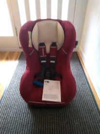 Baby car seat (Mother care) Hardly used-Excellent condition.