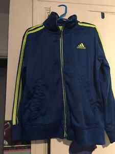 Size 6 adidas zip up