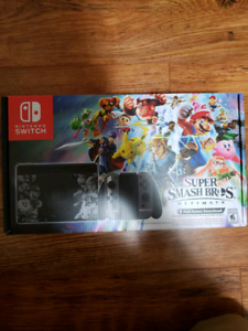Super Smash Bros Ultimate Console Nintendo Switch