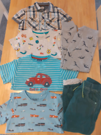 5-6 years boys bundle clothes