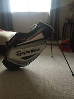 Taylormade Tour Stand Bag! Awesome shape!