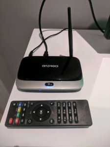 IPTV Android BOX - 2 GB RAM, 8 GB ROM, with Remote