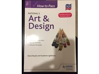 National 5 Art and Design book