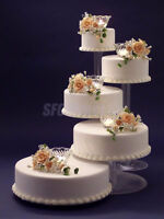 gâteau mariage support fontaine lumière wedding cake stand louer