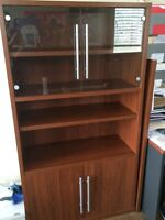 Ikea media cabinet or bookcases